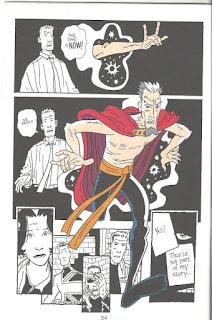 Walking Man Comics