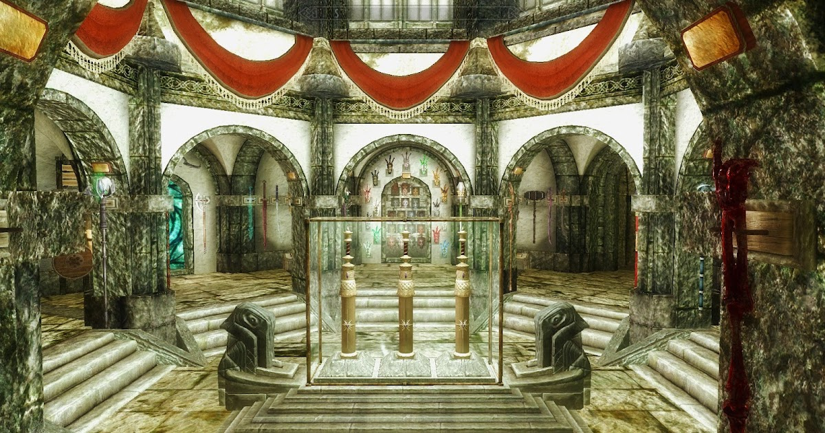 Legacy of the dragonborn skyrim nexus