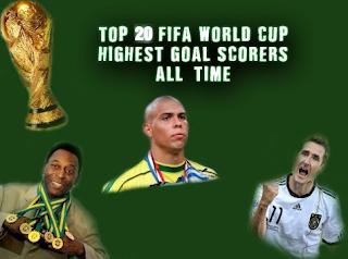 top, 10,20, world, highest, fifa, goal, scorer, soccer, football.