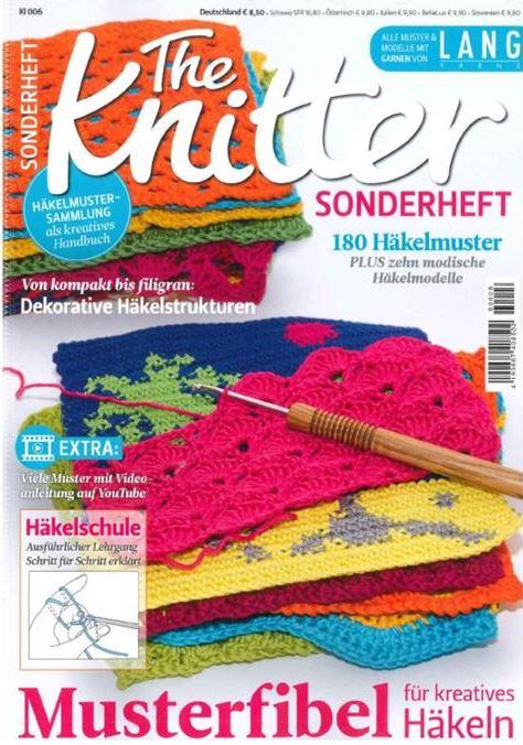 The Knitter Sonderheft - Musterfibel für kreatives Häkeln | LANGYARNS