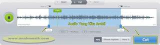 Cara Memotong Lagu Dengan mp3 Cutter Gratis