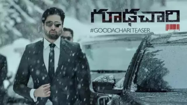 Goodachari movie review - adivi sesh, sobhita dhulipala