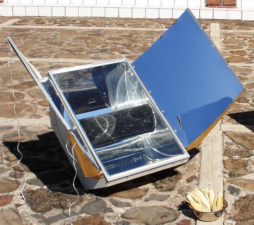 Cocinas Solares Tipos de cocinas solares