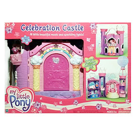 My Little Pony Pink Sunsparkle Playsets Celebration Castle G3 Pony