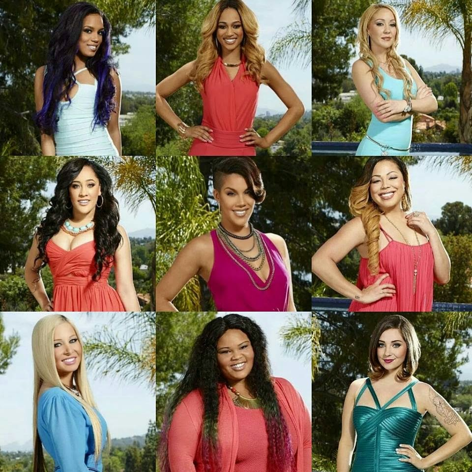 Bad Girls Club Rima Reunion  Bad Girls Club Redemption