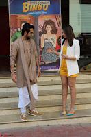 Parineeti Chopra with Ayushmann Khurrana at the Launch of Trailer of Meri Pyaari Bindu 062.JPG