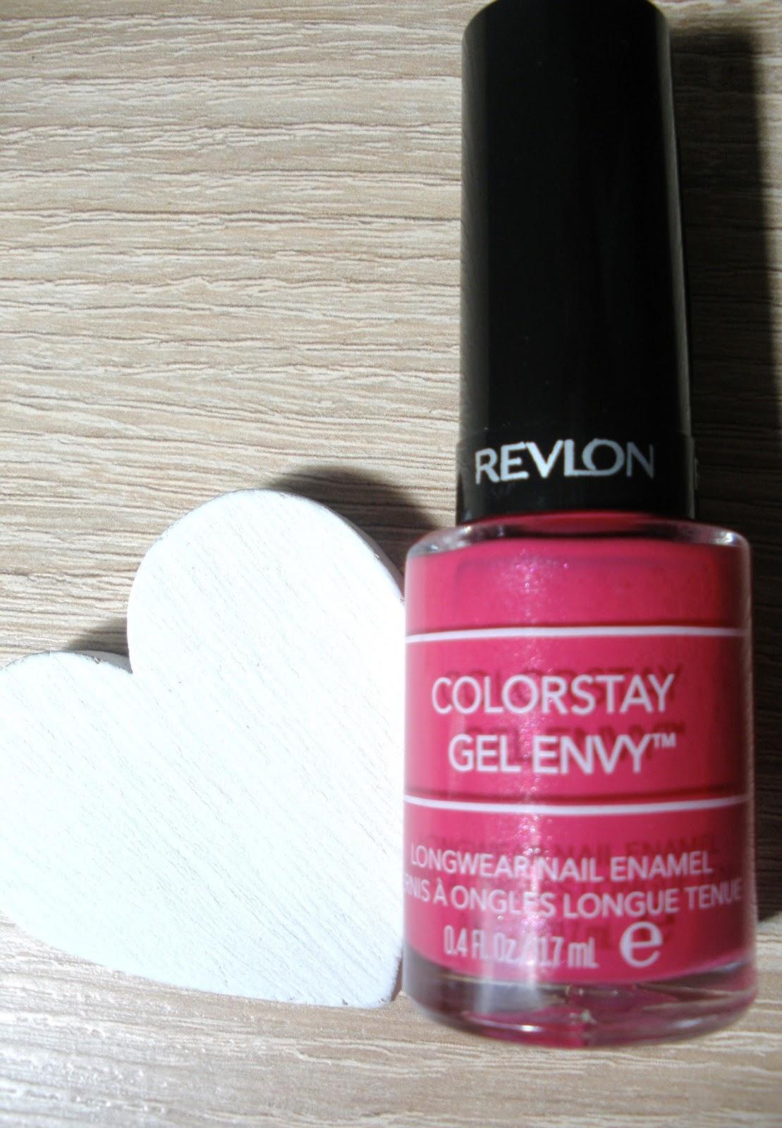 Beauty & Lifestyle Blog für die Frau ab 40: Revlon Nagellack Color ...