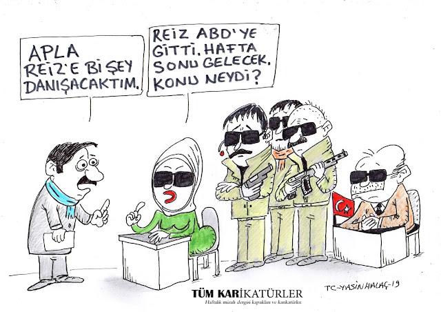 mariam kavakçı karikatürü