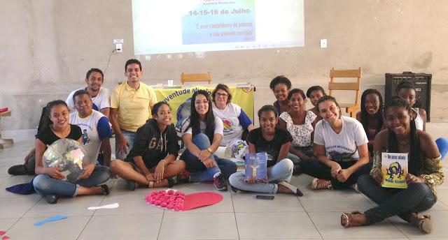Juventude Missionária promove encontro de formação em Mariana (MG)