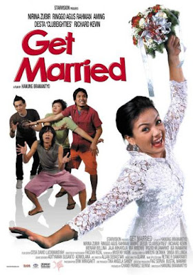 Poster Film Get Married