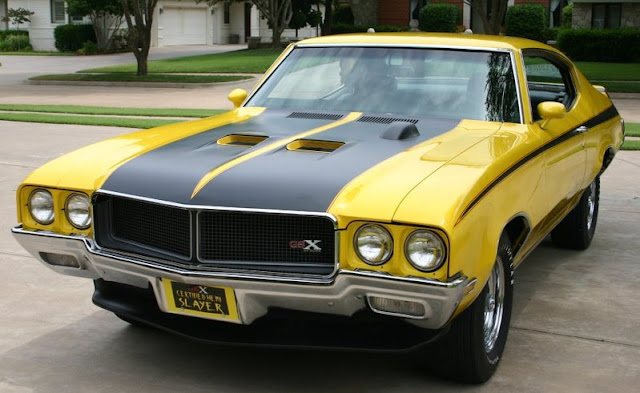 1970 Buick Gsx Stage 1 Byffer