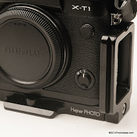 New Dedicated Modular L Bracket for Fujifilm X-T1 from Hejnar Photo
