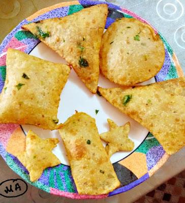 Green Peas /Matar Puri