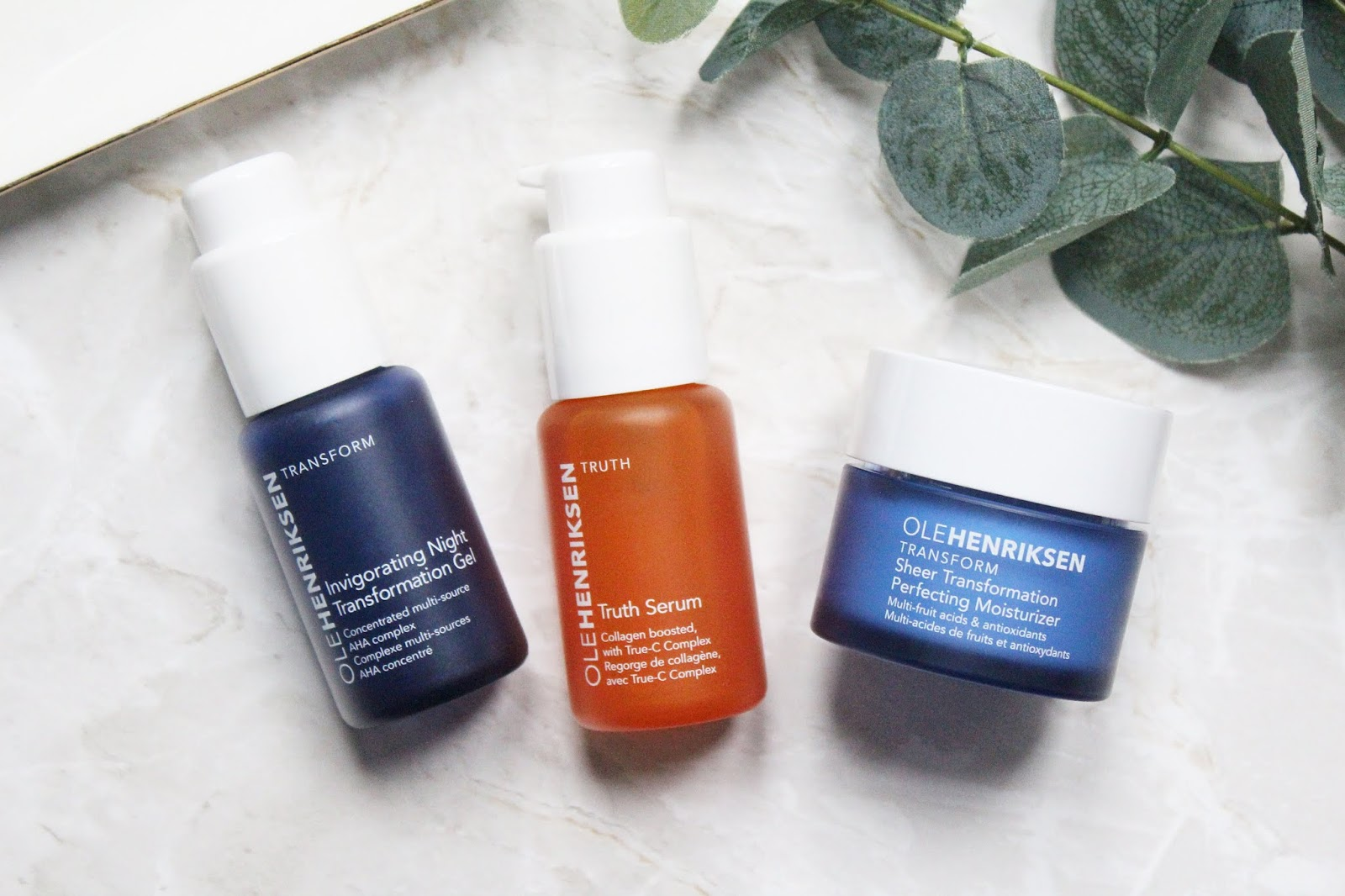 Ole Henriksen 3 Little Wonders Review