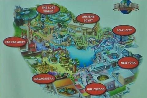 Universal Studios Singapore Fantastic Travel