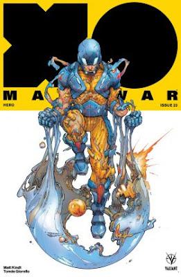 Ventas USA de cómics Valiant: enero 2019