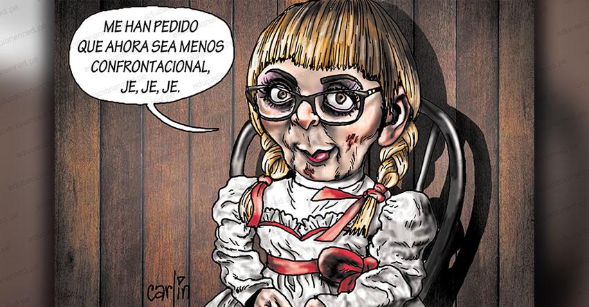 Carlincaturas Lunes 25 Noviembre 2019 - La República