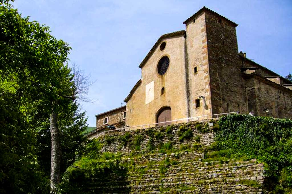 Iglesia de Sant Pere, Osor