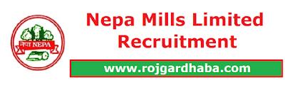 Nepa Mills Limited