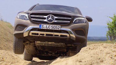 New 2016 Mercedes-Benz GLC SUV Premium Crossover HD image