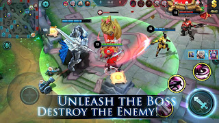 Mobile Legends eSports MOBA Apk Full Unlocked