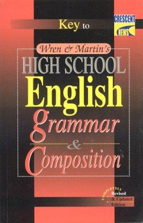 Wren And Martin English Grammar Latest Edition Pdf