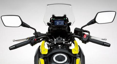 Fitur Suzuki V-Strom 250