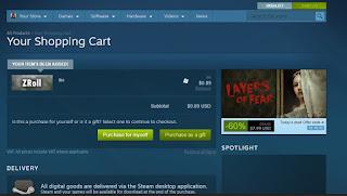 Cara membeli game di steam online