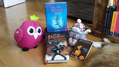 Kinderbücher, Fantasy, Grusel