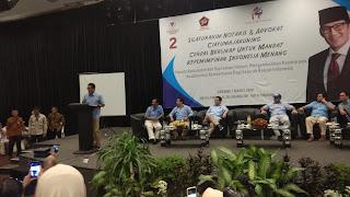 Notaris Dan Advokat Di Cirebon Ingin Sandi Bawa Perubahan Bidang Hukum