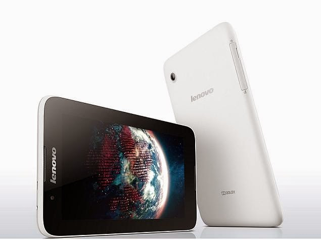 Lenovo Tab 2 A7-30 Launched In India At Rs. 8,500 And Rs