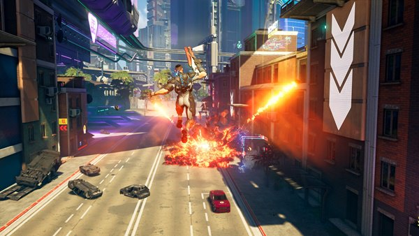 Crackdown 3 PC Full Español