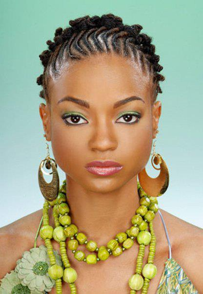 Fly Natural Hair Daily Coil Flat Twists And Bantu Knots