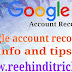 Google account recovery option full info and tips in hindi