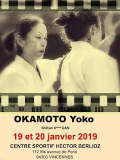 Muteki con Yoko Okamoto sensei