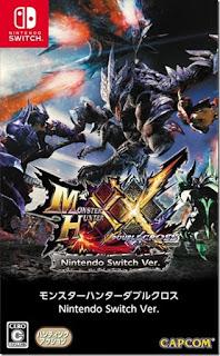 Monster Hunter XX Switch XCI NSP