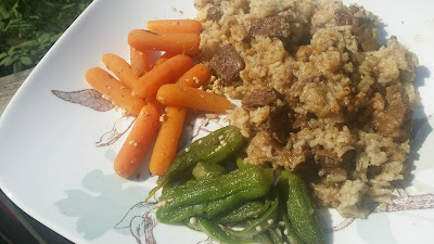 oven cooking, cooking with carrots, cooking with yogurt, stewed beef recipe, stew beef recipe,