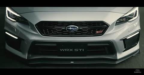 6月20日発売となる新型スバルWRX STI のプロモーション映像