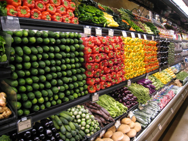 Health food store business plan