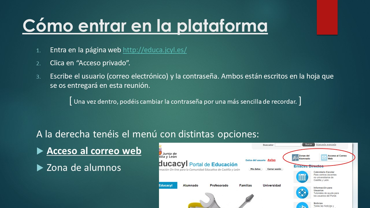 Calendario Educacyl.El Blog De 6º Educacyl