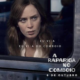 Resultado de imagem para a rapariga no comboio filme