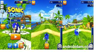 Download Game Android Terbaik Sonic Dash Full