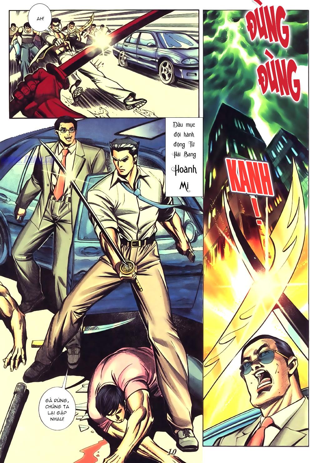 Người Trong Giang Hồ chapter 430 trang 6