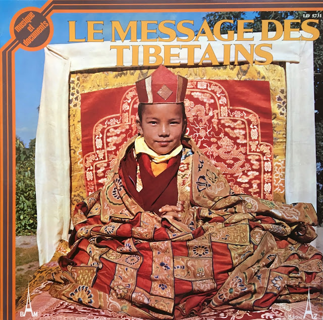 Tibetan traditional music buddhism musique traditionnelle tibétaine bouddhisme ritual ceremonies secret