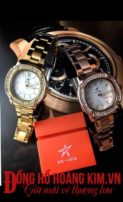 bán đồng hồ nữ as-vela