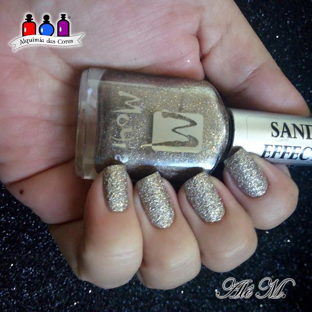 Moyra, Sand Effect, Semana Texturizada, Sahara, SiMixture, Cacau, Vintage