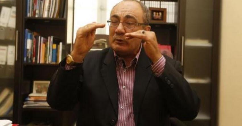 IDEL VEXLER: Exministro de Educación cuestionó aumento de sueldo anunciado por el Presidente Vizcarra