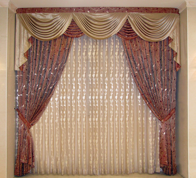 Window Drapes Vs Window Curtains