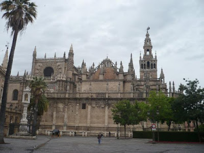 Cattedrale Siviglia
