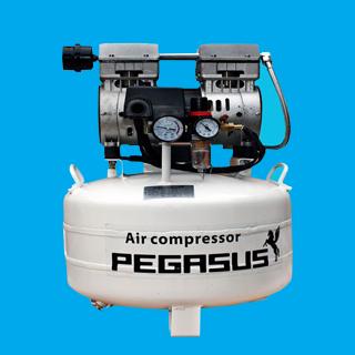 Máy nén khí không dầu Pegasus TM-OF550-50L